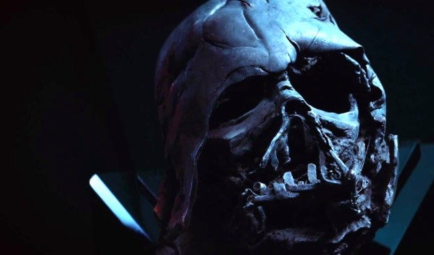 Star Wars: The Force Awakens - I like my Vader extra crispy.