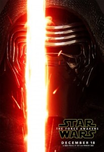 'Star Wars: The Force Awakens,' Kylo Ren Character Poster